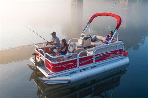Best Pontoon Boats Under 25 Feet by Top 10 New Fishing Boats For Under 20 000 Boats