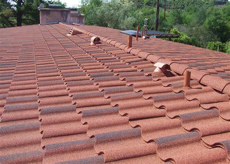 decra quot villa tile quot metal roofing fairweather roofing inc
