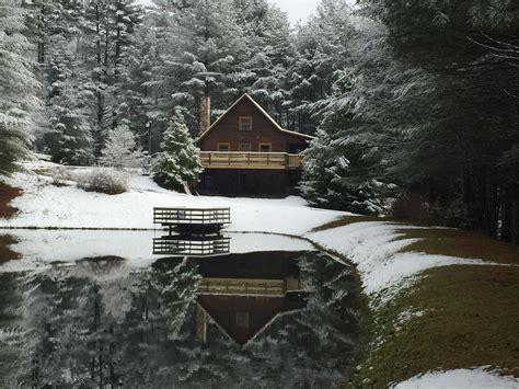 Blue Ridge Cabin Rental In Galax Virginia