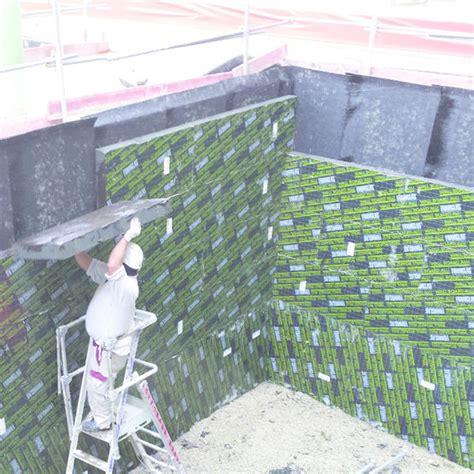 isolation par l ext 233 rieur des murs enterr 233 s foamglas t4 wall board t4 pittsburgh corning