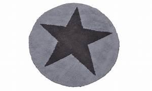 Teppich Stern Blau : wende teppich rund mit stern blau grau waschbar baumwolle lorena canals neu ebay ~ Markanthonyermac.com Haus und Dekorationen