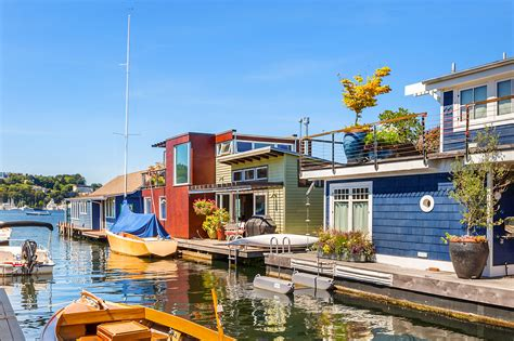 Houseboat Jobs by Seattle Afloat Seattle Houseboats Floating Homes Live