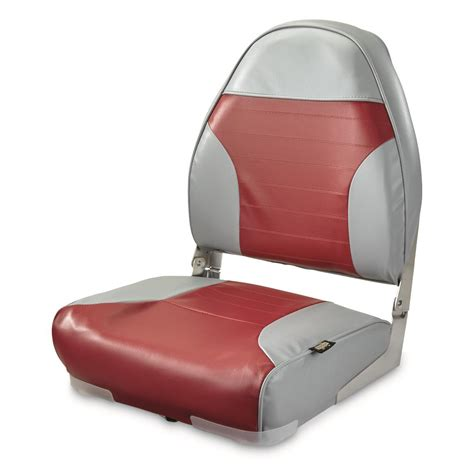 Red Fishing Boat Seats by Guide Gear Deluxe Tree Stand Seat 177441 Tree Stand