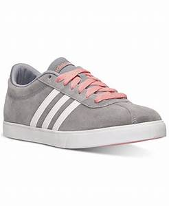 adidas Women's Courtset Casual Sneakers from Finish Line ...