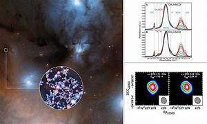 Building blocks of life found in an infant star system ...