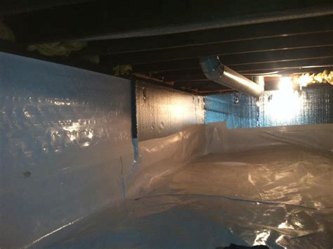 healthy spaces crawl space repair photo album solving