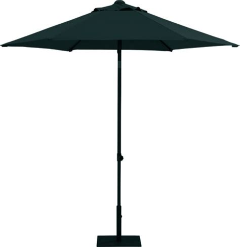 parasols 4 seasons outdoor tuinmeubelen 4 seasons outdoor push up parasol 300 antraciet