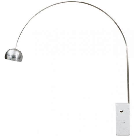 ladaire design flos arco led 240 cm de haut 1760lm