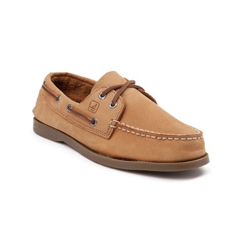 Tan Sperry Boat Shoes by Youthtween Sperry Top Sider Authentic Original Boat Shoe