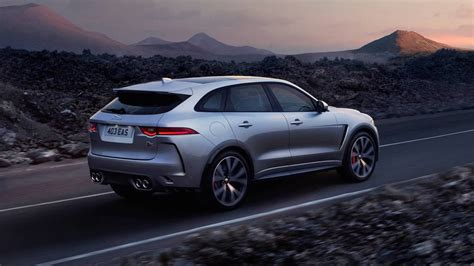 2019 Jaguar Fpace Svr  Motor1com Photos