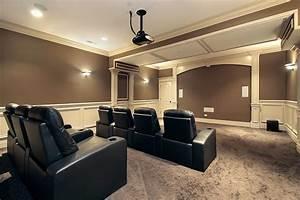 Media Home Cinema : 37 mind blowing home theater design ideas pictures ~ Markanthonyermac.com Haus und Dekorationen