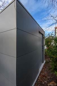 Gartenhaus Modernes Design : design gartenhaus in m nchen modernes gartenhaus flachdachgartenhaus gart by design garten ~ Markanthonyermac.com Haus und Dekorationen