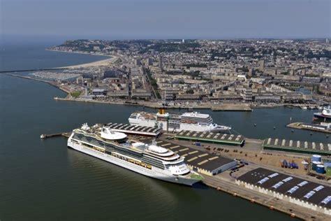 contrainte ou atout pour le port du havre la s 251 ret 233 portuaire au cœur du d 233 bat jeudi 23 janvier