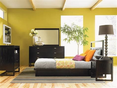 Asian Contemporary Bedroom Furniture From Haiku Designs