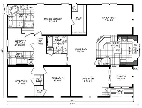 wide mobile home floor plans from clayton homes looking for homes