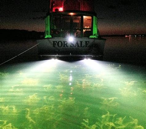 Led Boat Night Lights by Led Underwater Boat Lights The Ultimate In Lighting