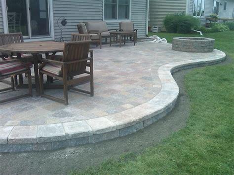 brick pavers canton plymouth northville arbor patio patios repair sealing