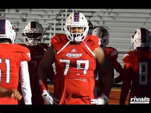 #RivalsNSD: Damion Daniels to Nebraska - YouTube