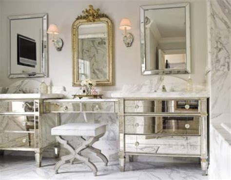 Home Decor Furniture : Pretty Design Mirrored Bedroom Furniture Set Home Decor