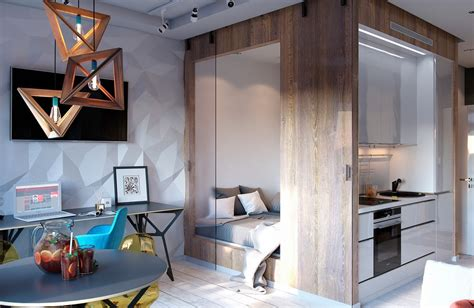 Tiny Apartments : Homes Under Square Meters