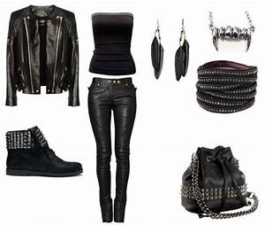 Rock Style Fashion: 27 Outfit ideas and Stylish ...