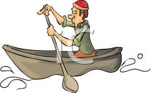 Cartoon Man In A Boat by Man In Sinking Boat Clipart Clipart Suggest