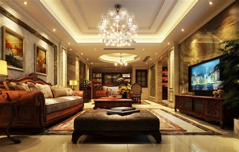 free european style luxury living dining room design 3d house free 3d house pictures