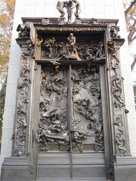 la porte de l enfer le chef d œuvre d auguste rodin pass 233 224 la loupe