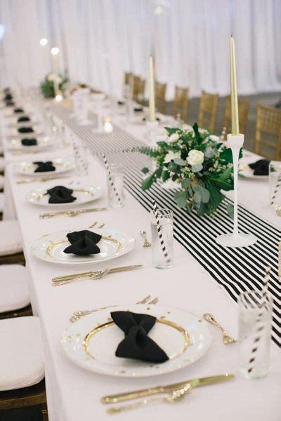 inspiration mariage de printemps en noir et blanc cocon de d 233 coration le