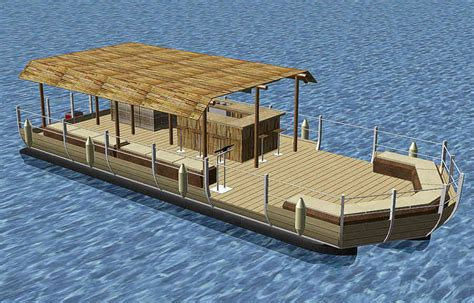 Englisch Stern Boat by Houseboats Floating Homes By Perebo Individual