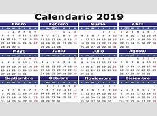 El calendario laboral de 2019 tendrá 8 festivos con dos