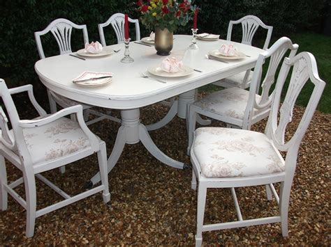 Best Shabby Dining Tables And Chairs