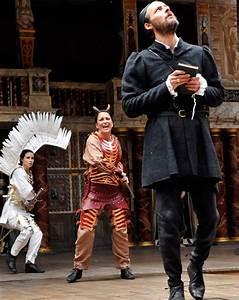 Kulturdelen: Doctor Faustus på Globe Theatre London