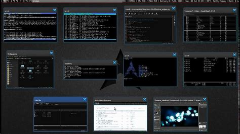arch linux dwm telescope window switcher