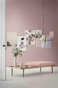 Rose Gold Wandfarbe : die besten 17 ideen zu rosa w nde auf pinterest w nde rosa schlafzimmerw nde und rosa lackfarben ~ Markanthonyermac.com Haus und Dekorationen
