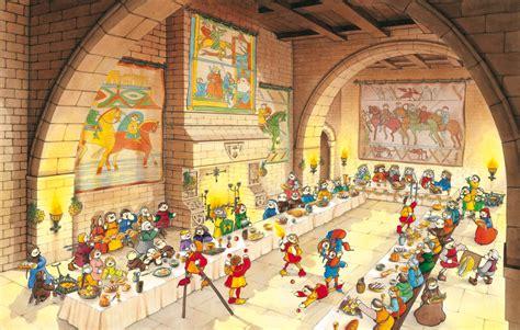 les 7 diff 233 rences au banquet de heurtebise les bonbecs dans l histoire officiel