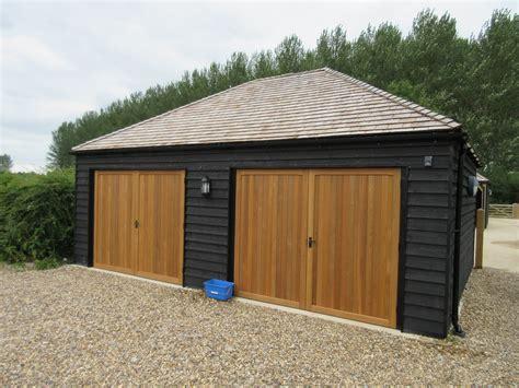 Timber Garages, Wooden Garages  Vale Stables