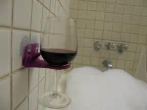 3dersorg  3d Printed Bath Tub Wine Glass Holder Campaign
