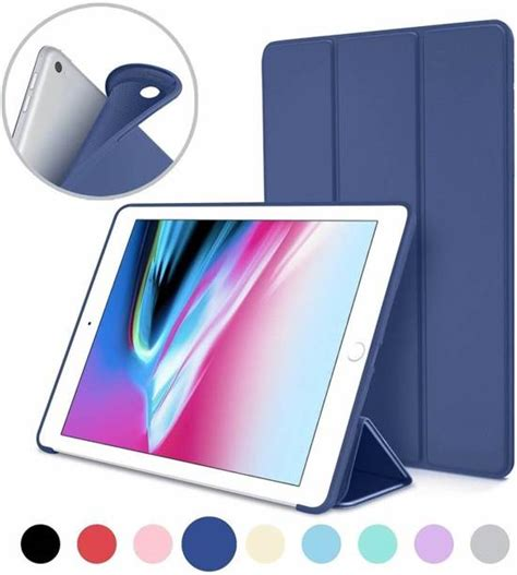 Ipad Smart Cover Review 2017 by Bol Ipad 2017 Smart Cover Case Blauw