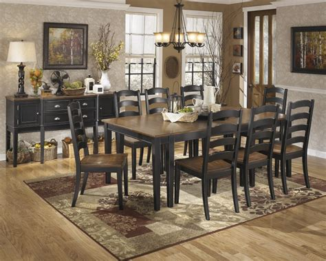 D-ashley Furniture Owingsville Dining Room Extension
