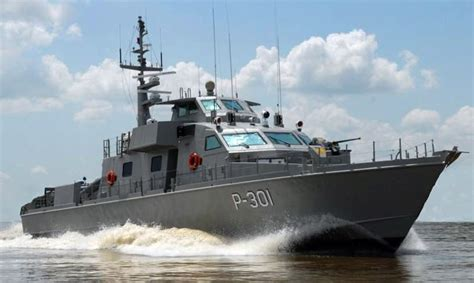 Navy Swift Boat Team by Us Navy Delivers Two Coastal Patrol Boats To