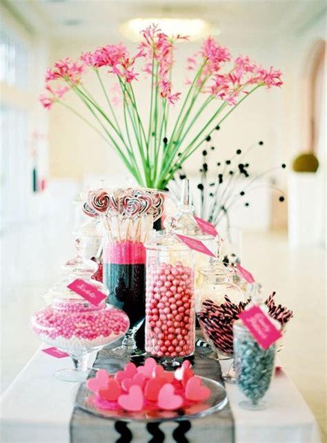 bar 224 bonbons bar ou sweet table les buffets de bonbons 224 l am 233 ricaine sont tr 232 s 224 la