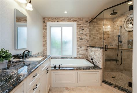28 Best Bathroom Shower Tile Designs 2018