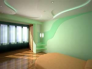 Maler Ideen Wohnzimmer : wand streichen ohne tapete das ist zu beachten ~ Markanthonyermac.com Haus und Dekorationen