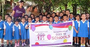 Supporting Underprivileged Schools - Bali Children's Project