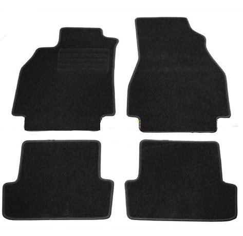 4 tapis de sol velour pour renault megane 2 systeme de fixations ebay