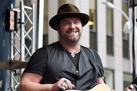 Lee Brice Helps Family Of Country Fan Who Died