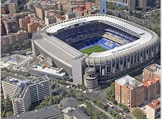 State aid for Madrid's Santiago Bernabeu stadium? It's all