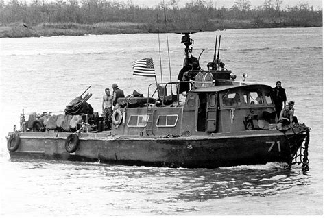 Swift Water Boat by Brown Water Navy Monitor History That Interests Me