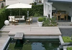 Terrassengestaltung Kleine Terrassen : terrassengestaltung bodenbelag f r die terrasse ~ Markanthonyermac.com Haus und Dekorationen